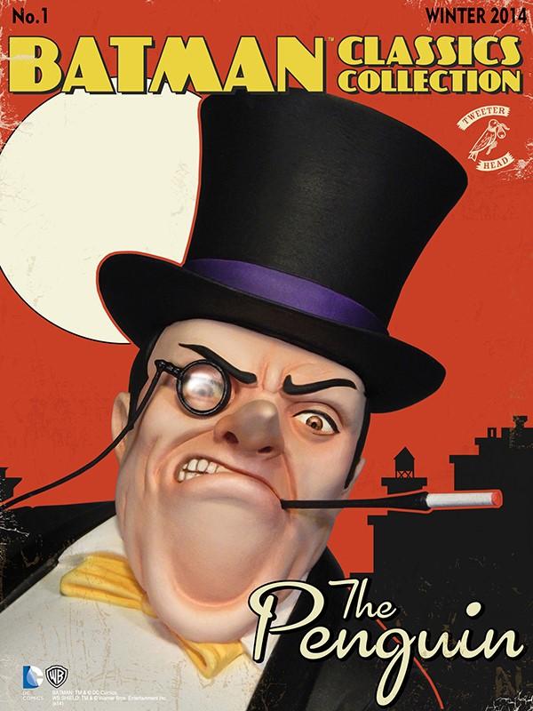 Batman classics collection : Classic Penguin Maquette  PEN3