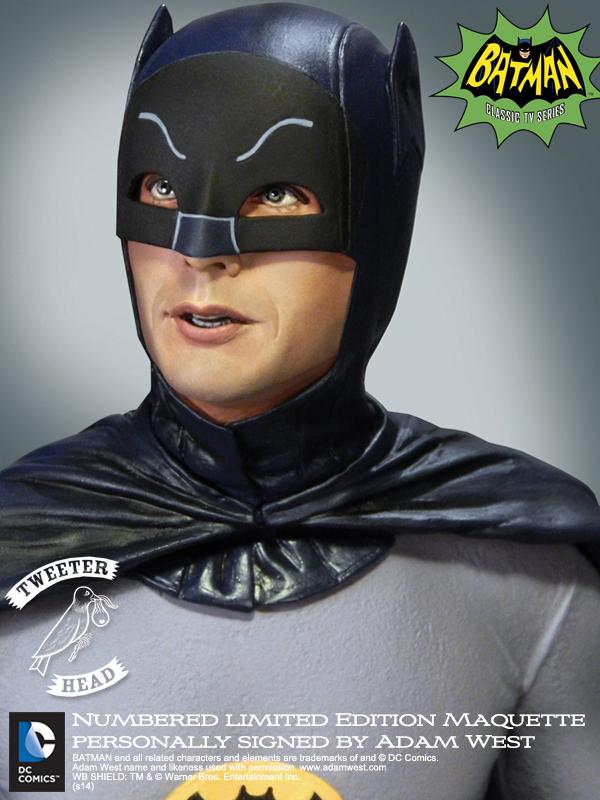 """Batman """"Signature Series"""" Maquette Bm11"""