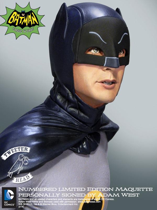 """Batman """"Signature Series"""" Maquette Bm21"""