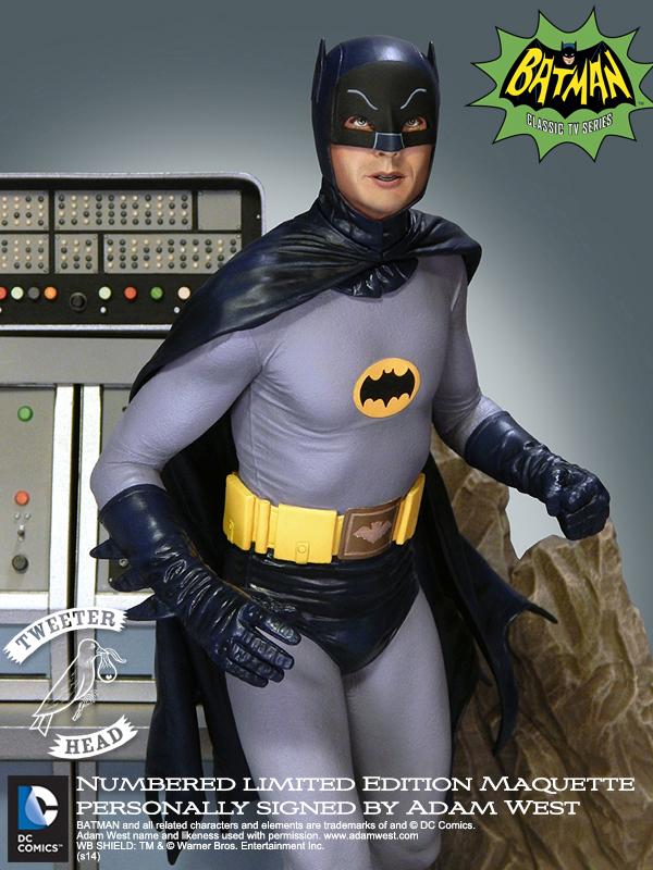"""Batman """"Signature Series"""" Maquette Bm41"""