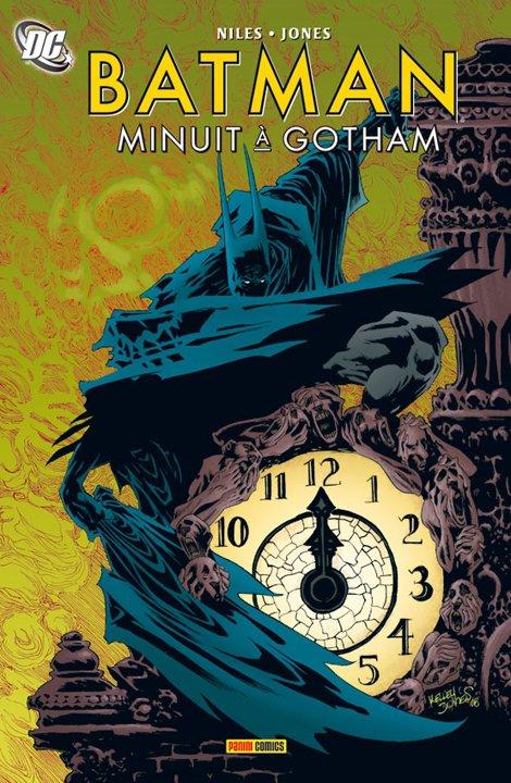 BATMAN - MINUIT A GOTHAM Batman_Gotham