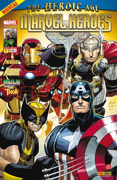 MARVEL HEROES (3ème série) Marvel_heroes_1