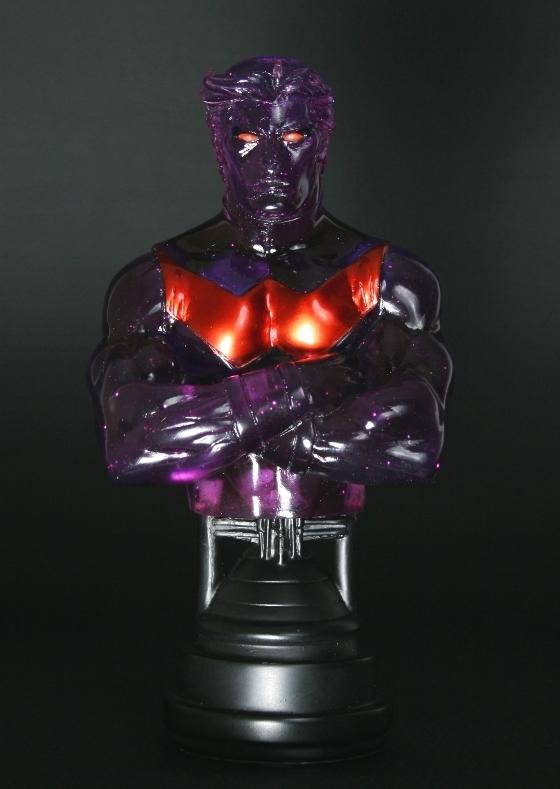 "WONDER-MAN ""version ionisée"" Wonderman"