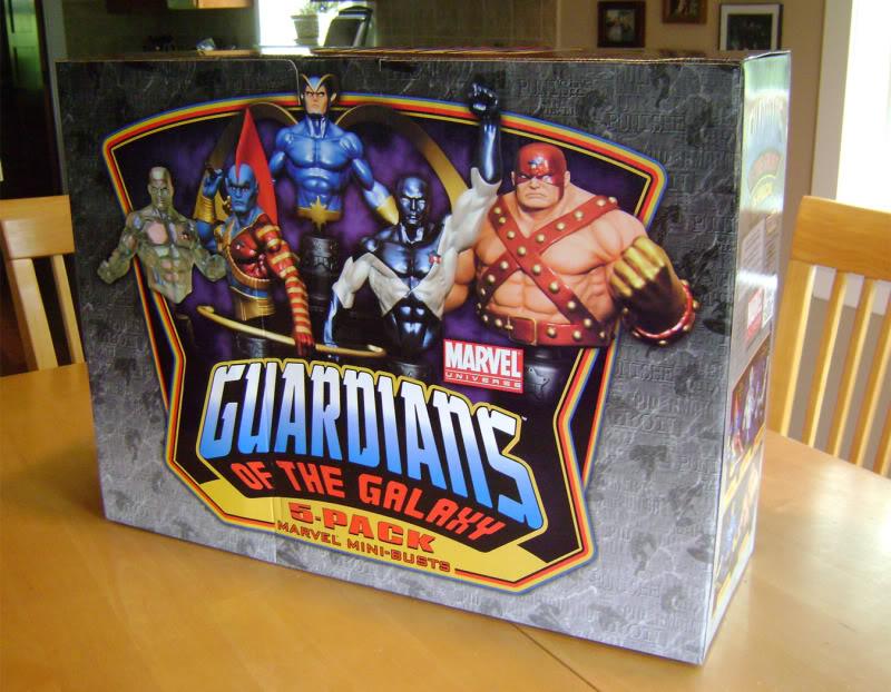 """GARDIENS DE LA GALAXIE """"pack"""" Gardiens1"""