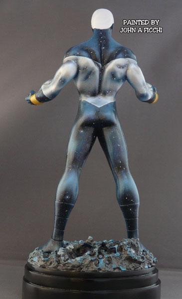 """CAPTAIN MARVEL """"Genis-Vell / Reborn"""" - Statue - John A.Ficchi Customgenisreborn3"""