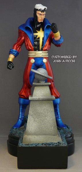 "CAPTAIN MARVEL ""Genis-Vell / Legacy"" - Statue - John A.Ficchi Customlegacy1"