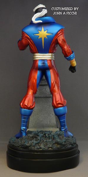 "CAPTAIN MARVEL ""Genis-Vell / Legacy"" - Statue - John A.Ficchi Customlegacy3"