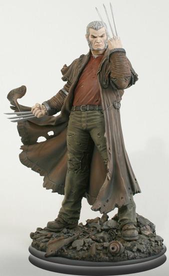 "Statue SERVAL ""Old Man Logan"" (Wolverine) 0OldmanLoganphotosoff2a"