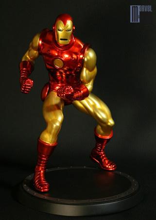 "Statue IRON-MAN ""classic"" (2°version) Iron-Man_DITB_WIP11_copie"
