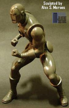 "Statue IRON-MAN ""classic"" (2°version) Iron-Man_DITB_WIP2_copie"