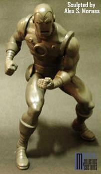 "Statue IRON-MAN ""classic"" (2°version) Iron-Man_DITB_WIP3_copie"