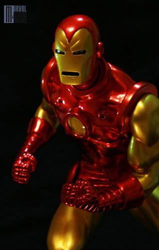 "Statue IRON-MAN ""classic"" (2°version) Iron-Man_DITB_WIP7_copie"