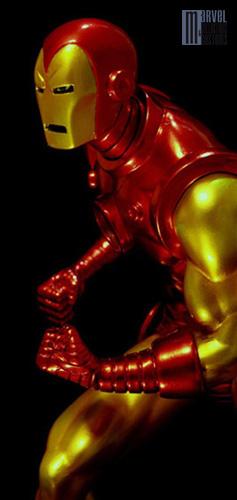 "Statue IRON-MAN ""classic"" (2°version) Iron-Man_DITB_WIP8_copie"