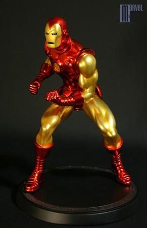 "Statue IRON-MAN ""classic"" (2°version) Iron-Man_DITB_WIP9_copie"