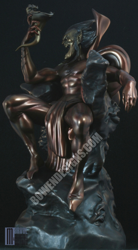 "Statue MEPHISTO ""Faux Bronze"" Mephisto_FB_WIP1_copie"