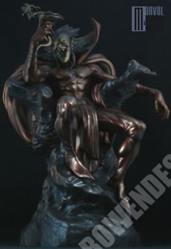 "Statue MEPHISTO ""Faux Bronze"" Mephisto_FB_WIP2_copie"