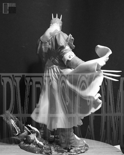 "Statue SERVAL ""Old Man Logan"" (Wolverine) OldManLogan_WIP4_copie"