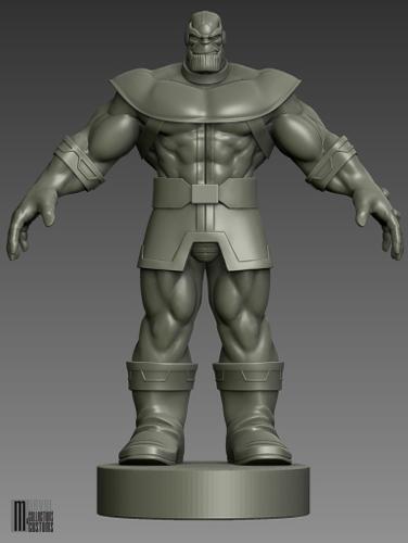 "Statue THANOS ""museum"" [nouvelle version] Thanos_wip3_copie"
