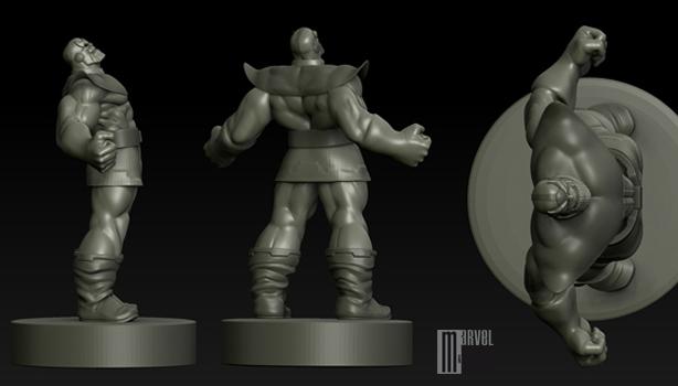 "Statue THANOS ""museum"" [nouvelle version] Thanos_wip5_copie"