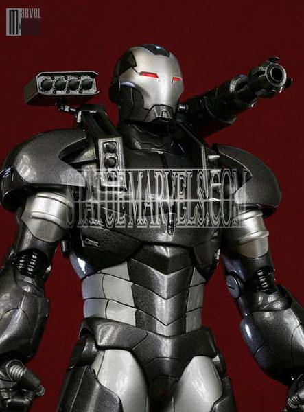 """Statue WAR-MACHINE """"modern"""" War_Machine_WIP_copie"""