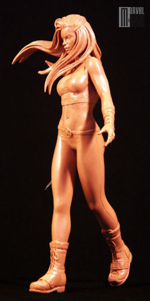 Statue X-23 X23WIP5_copie