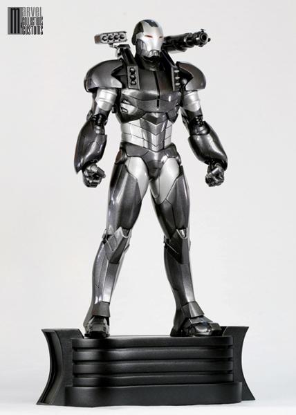 """Statue WAR-MACHINE """"modern"""" War-Machine_modern_WIP6_copie"""