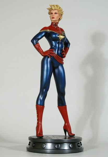 """CAPTAIN MARVEL """"Carole Danvers"""" Bowen_Captain_Marvel_Danver_1"""