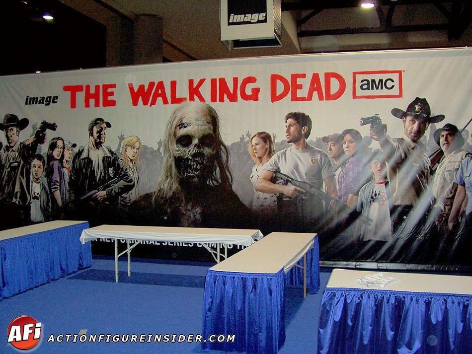 WALKING DEAD ( AMC) Comicon_9