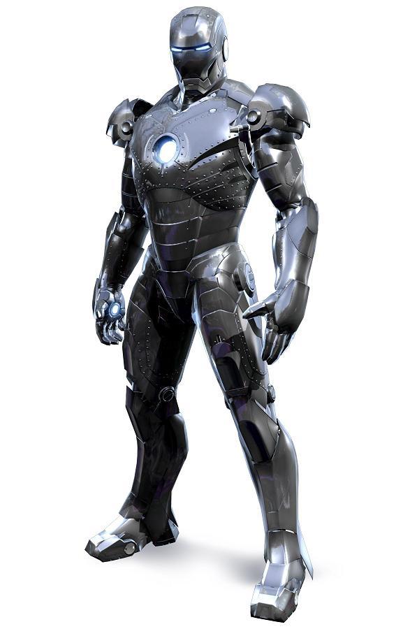 MOVIE : IRON MAN - MARK II Mark2