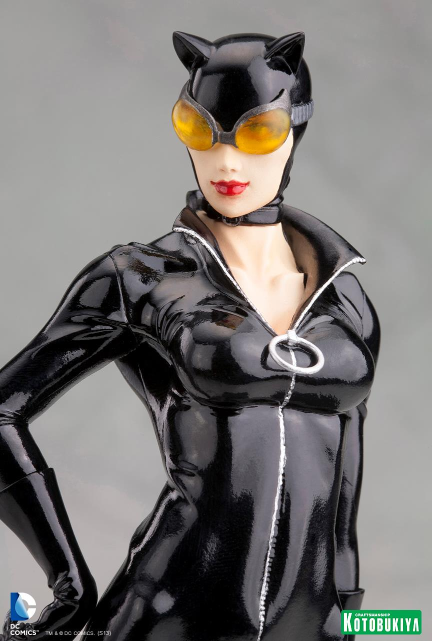 NEW 52 : Catwoman ARTFX-Plus-Catwoman-New-52-Kotobukiya-07