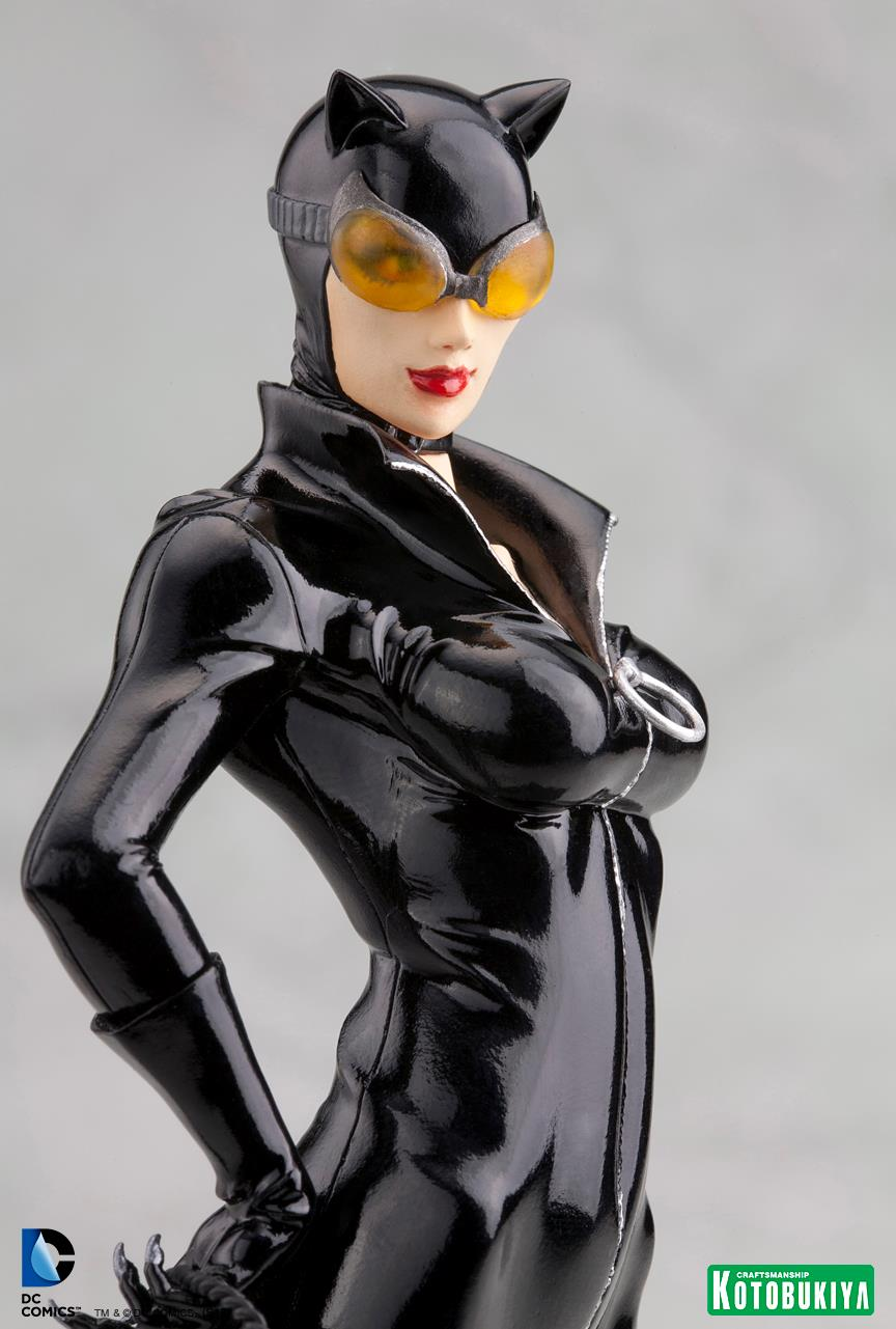 NEW 52 : Catwoman ARTFX-Plus-Catwoman-New-52-Kotobukiya-08