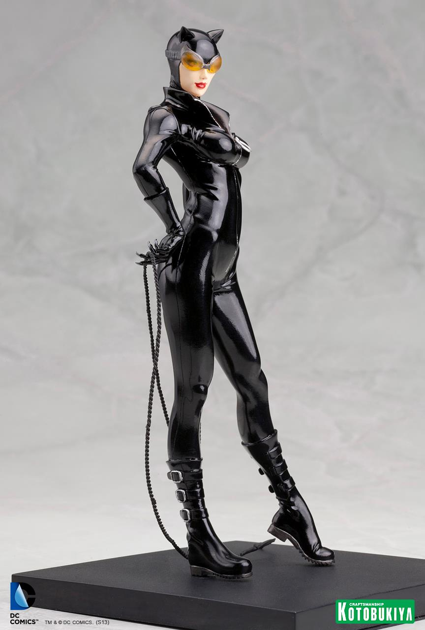 NEW 52 : Catwoman ARTFX-Plus-Catwoman-New-52-Kotobukiya-09
