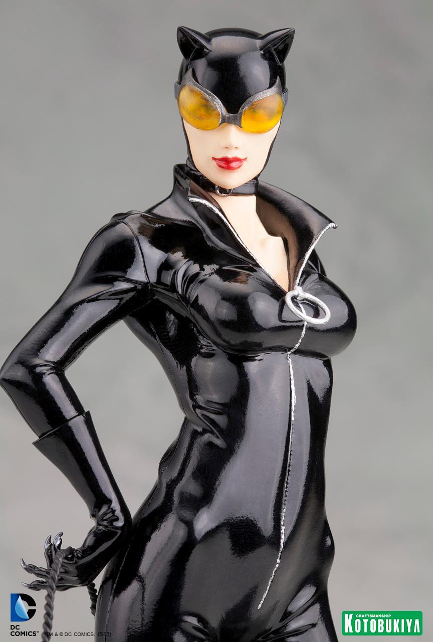 NEW 52 : Catwoman ARTFX-Plus-Catwoman-New-52-Kotobukiya-12