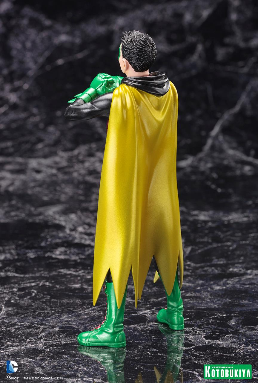 """NEW 52 : Robin """"Damian Wayne"""" ARTFX-Plus-Damian-Wayne-Batman-Kotobukiya-04"""