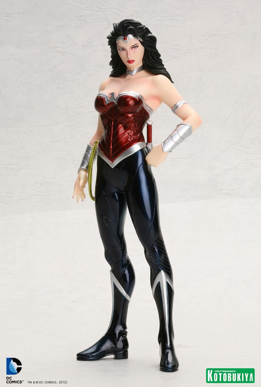 NEW 52 : Wonder Woman ARTFX-Plus-Wonder-Woman-New-52-Kotobukiya-001