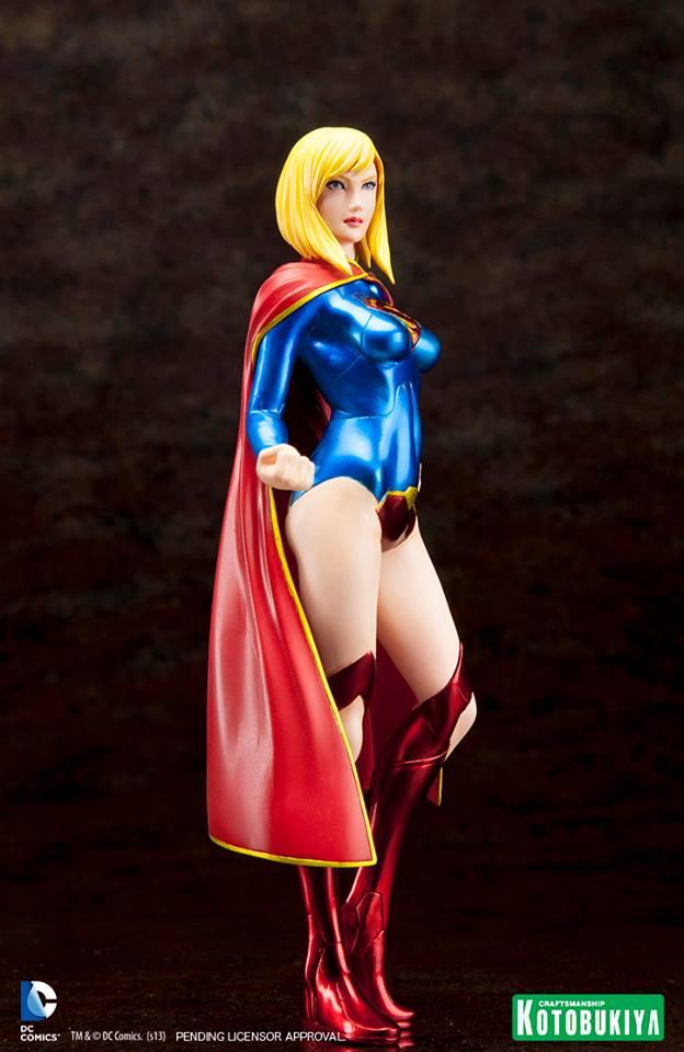 NEW 52 : Supergirl ARTFX_-Supergirl-New-52-Kotobukiya-3