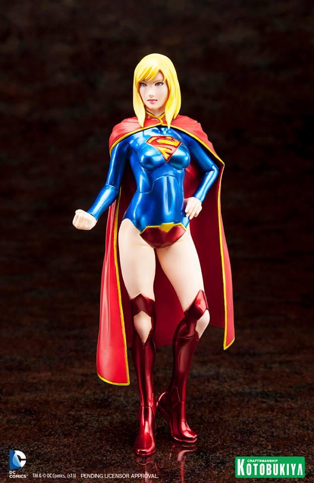 NEW 52 : Supergirl ARTFX_-Supergirl-New-52-Kotobukiya-5