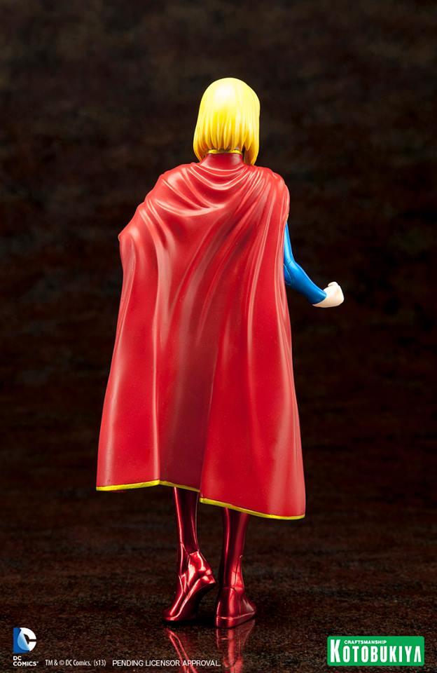 NEW 52 : Supergirl ARTFX_-Supergirl-New-52-Kotobukiya-6