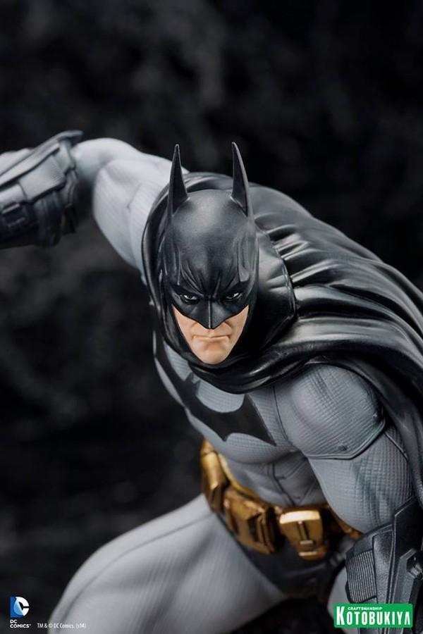 ARKHAM CITY : BATMAN Batman-Arkham-City-Kotobukiya-ARTFX-Plus-DC-Comics-07