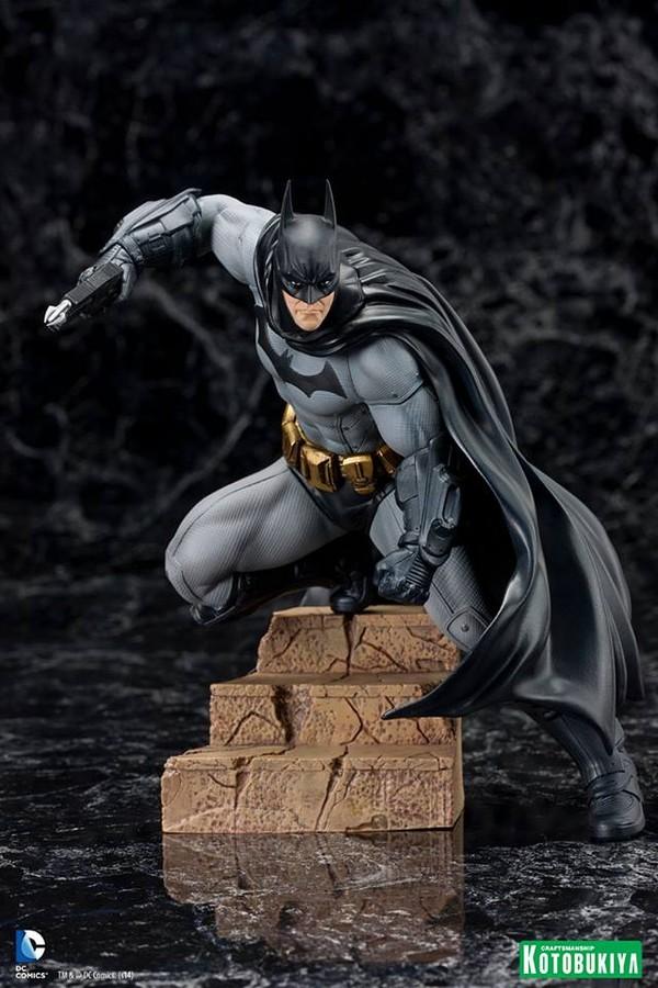 ARKHAM CITY : BATMAN Batman-Arkham-City-Kotobukiya-ARTFX_-DC-Comics-01