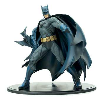 DC BATMAN DELUXE VINYL - JIM LEE HUSH VERSION Batman_Lee_10