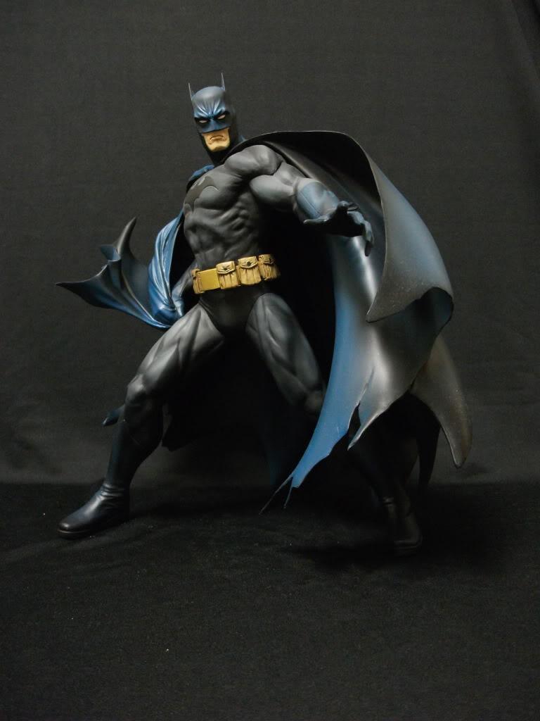 DC BATMAN DELUXE VINYL - JIM LEE HUSH VERSION Batman_Lee_5