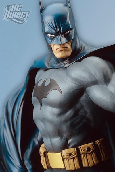 DC BATMAN DELUXE VINYL - JIM LEE HUSH VERSION Batman_Lee_9