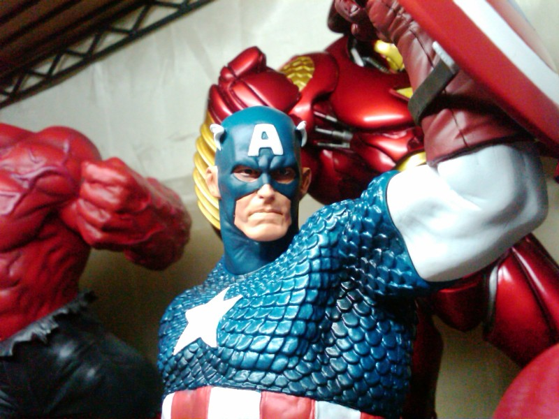 Avengers Reborn - CAPTAIN AMERICA Captain_America_4