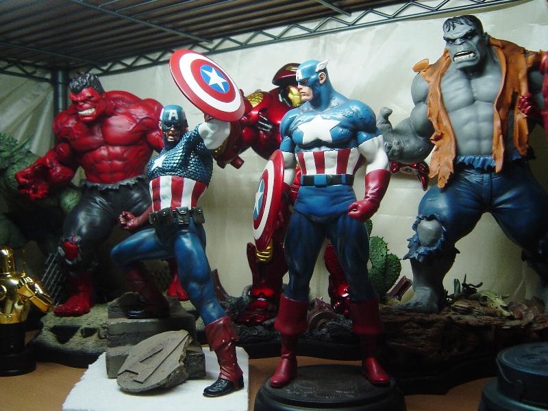 Avengers Reborn - CAPTAIN AMERICA Captain_America_6