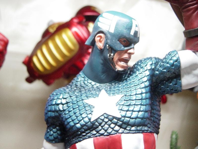 Avengers Reborn - CAPTAIN AMERICA Captain_America_7