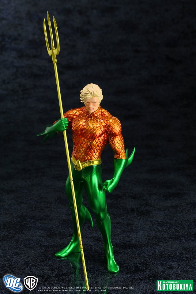 NEW 52 : Aquaman DC_Comics_Aquaman_New_52_Justice_League_ARTFX__Statue11