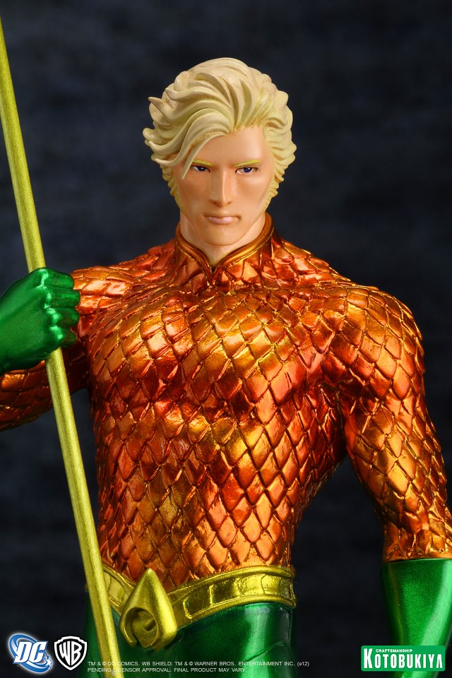 NEW 52 : Aquaman DC_Comics_Aquaman_New_52_Justice_League_ARTFX__Statue12