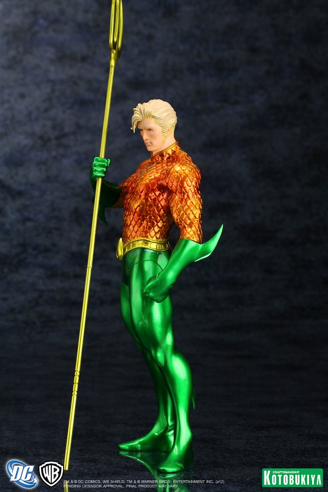 NEW 52 : Aquaman DC_Comics_Aquaman_New_52_Justice_League_ARTFX__Statue3