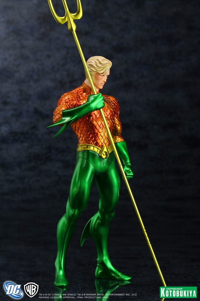 NEW 52 : Aquaman DC_Comics_Aquaman_New_52_Justice_League_ARTFX__Statue9